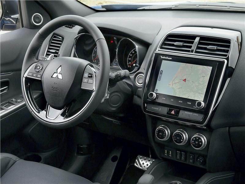 Mitsubishi ASX 2020 салон