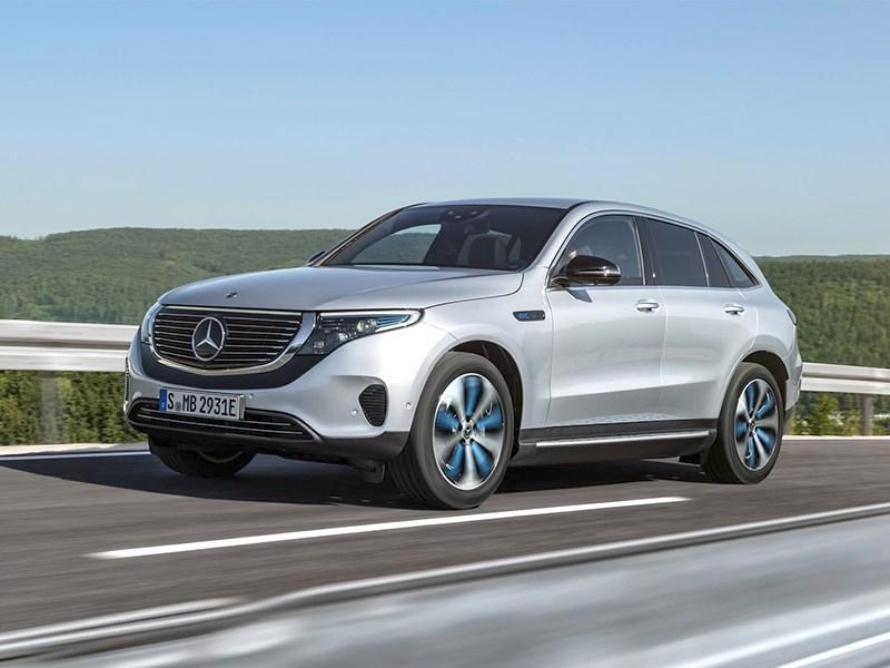 Mercedes-Benz EQC будет продаваться в России