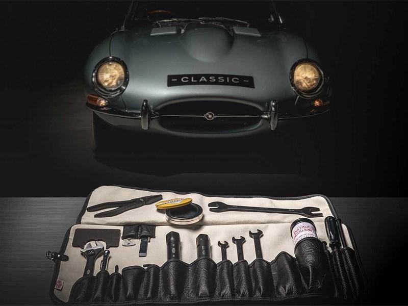 Jaguar продает обычный гаечный ключ за тысячу долларов Фото Авто Коломна