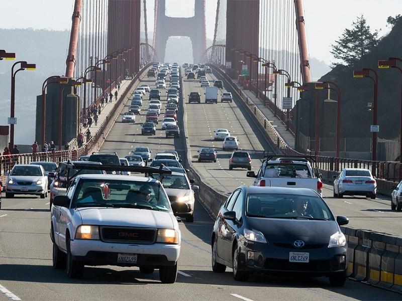 В Калифорнии запретили закупать автомобили почти всех марок Фото Авто Коломна