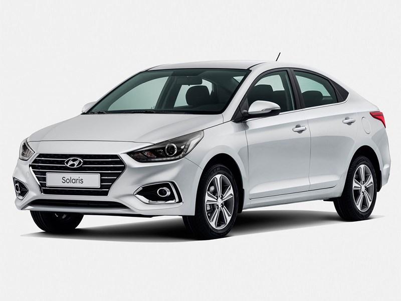 Началась тестовая сборка нового Hyundai Solaris