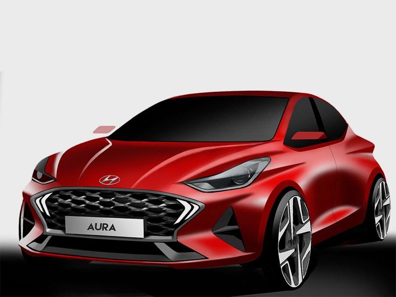 Hyundai выпустит уменьшенный Solaris