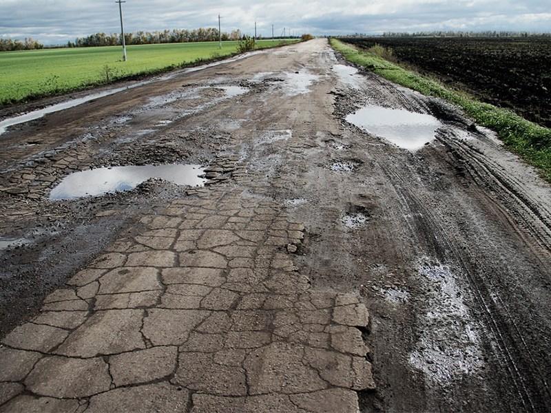 Хороших дорог в России нет Фото Авто Коломна