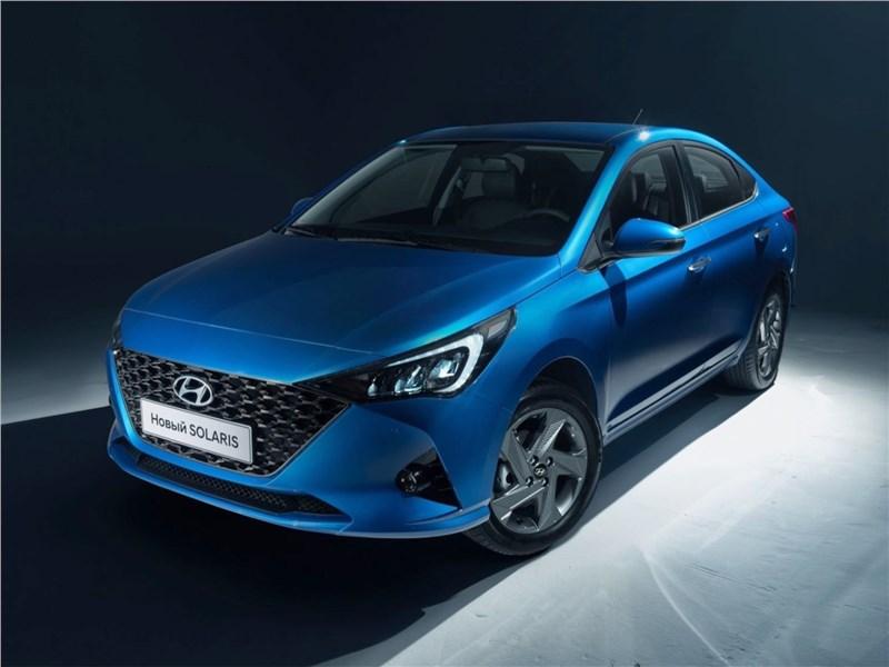 Hyundai, Solaris