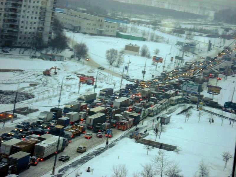 Эксперты Яндекс оценили прошедшую зиму