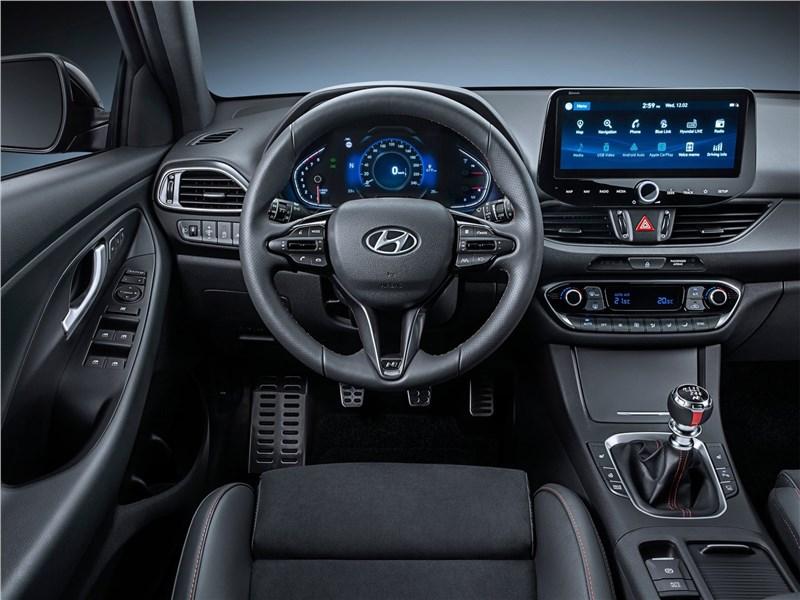 Hyundai i30 2020 салон