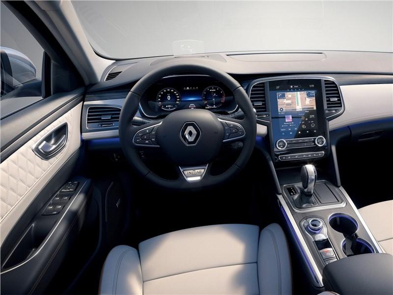 Renault Talisman 2020 салон