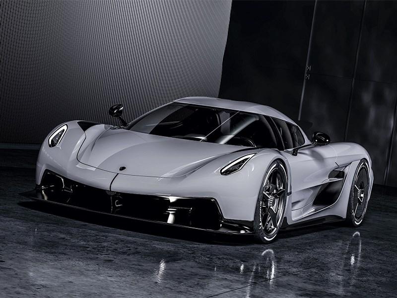 В Koenigsegg представили автомобиль, который пойдет на рекорд