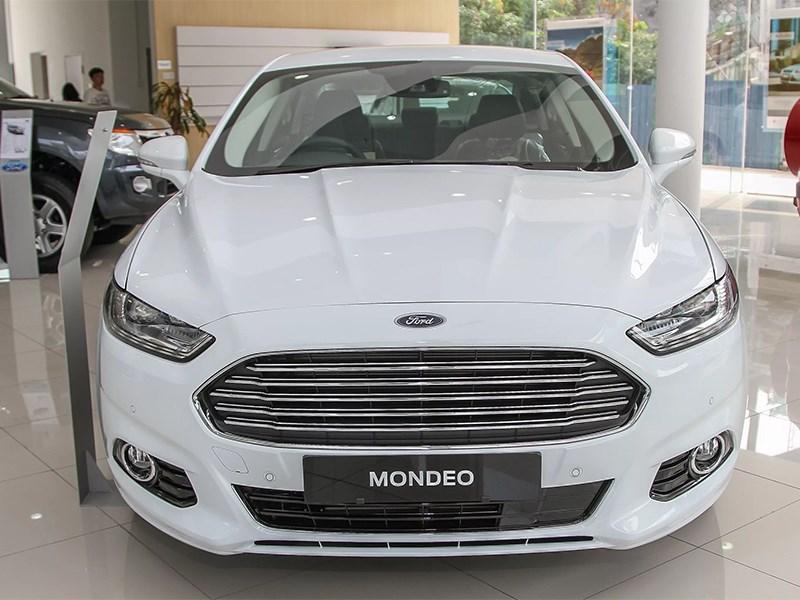 Ford отзывает в России более 18 тысяч Mondeo и Ranger Фото Авто Коломна