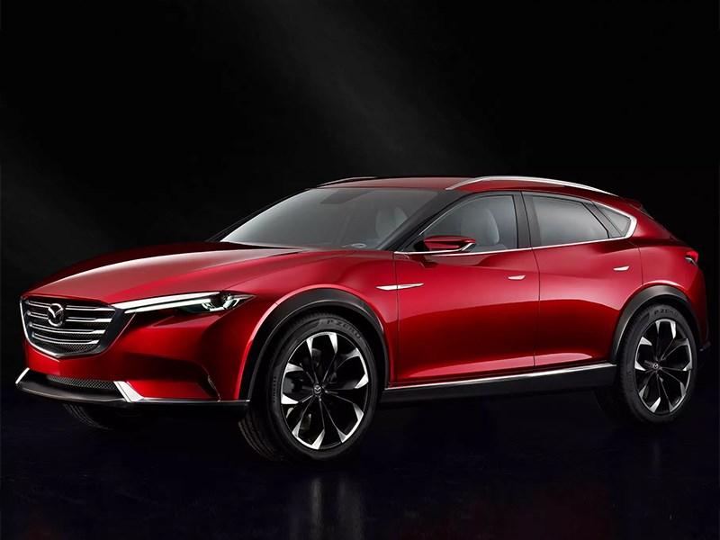 Новый кроссовер Mazda: гибриды, дизели