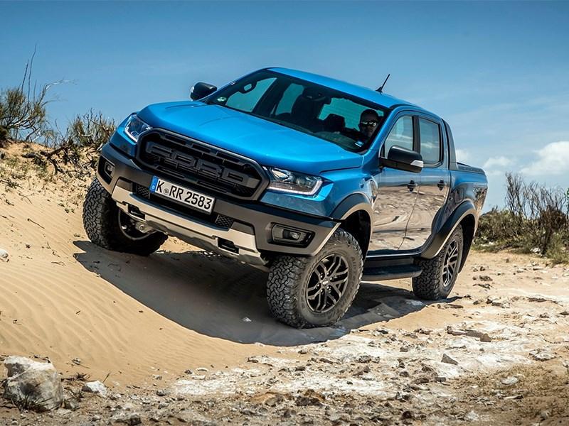 Новый Ford Ranger Raptor не получит мотор V8