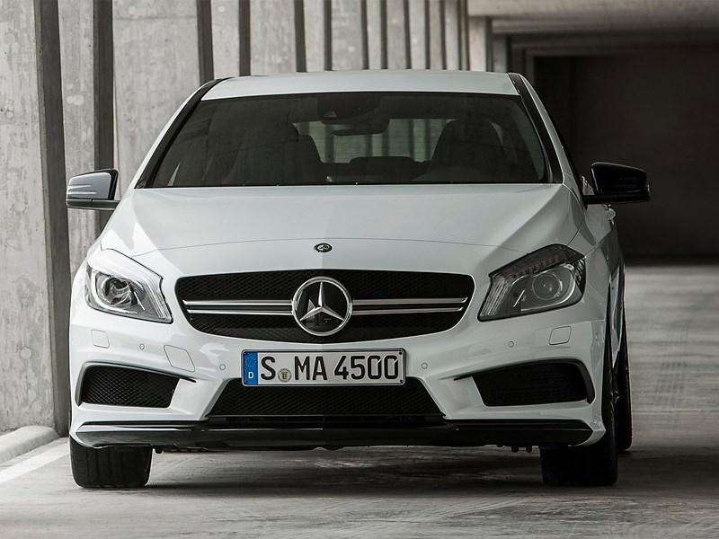 Семейство Mercedes А-Klasse пополнится универсалом