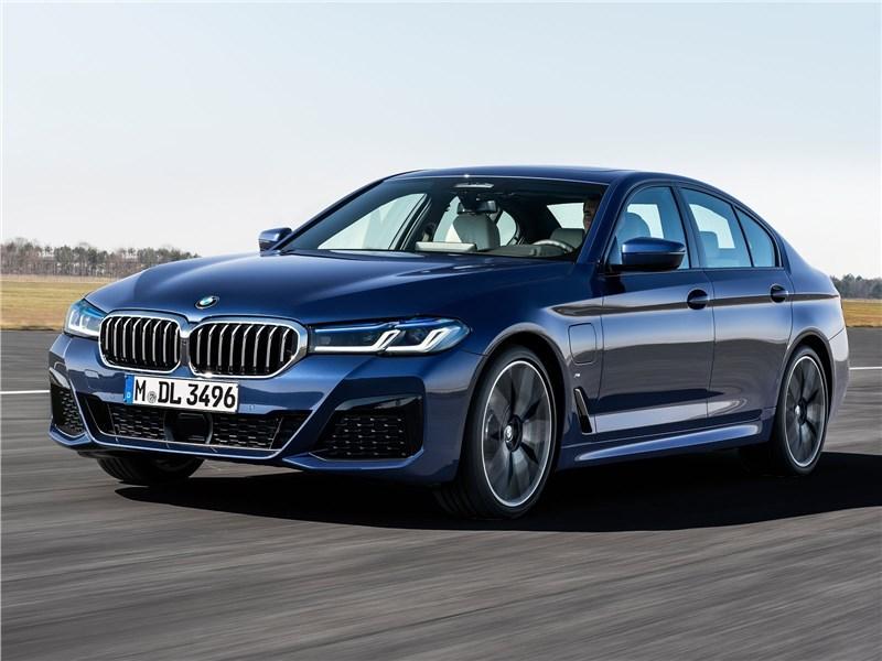 BMW, 5 series