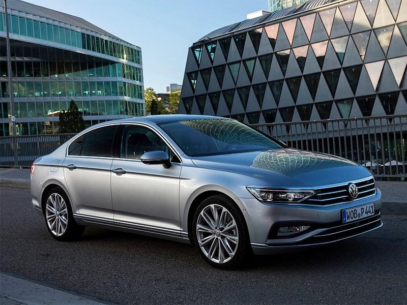 Volkswagen «переформатирует» Passat