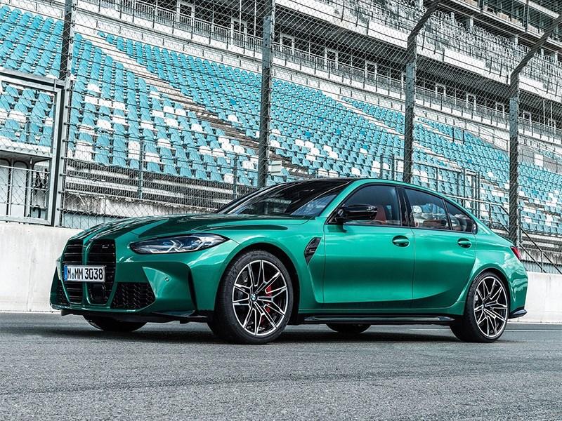 Представлены новые BMW M3 и M4