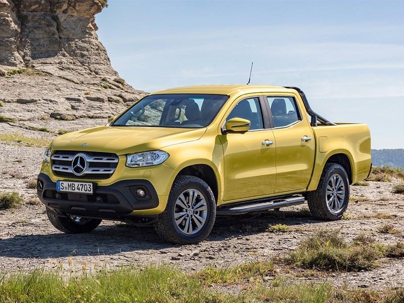Mercedes отзовет автомобили в России из-за дефекта в рулевом механизме