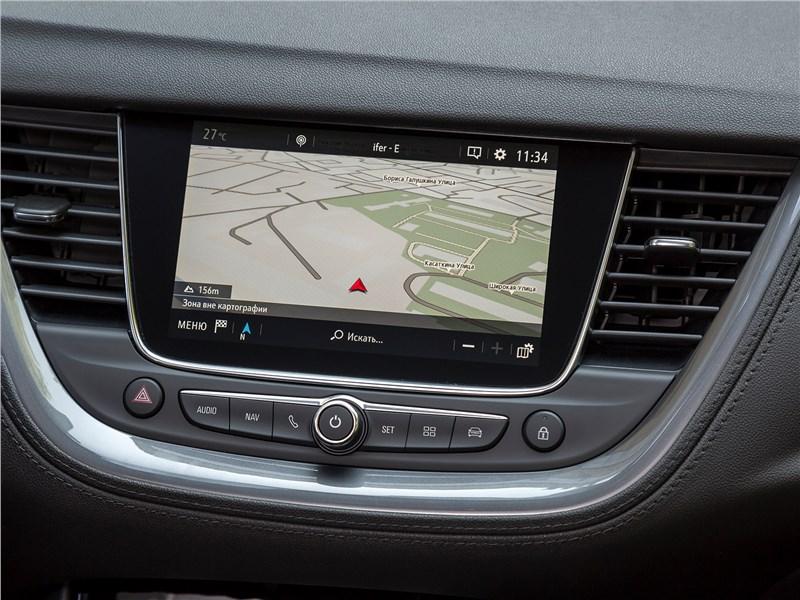Opel Grandland X 2018 монитор