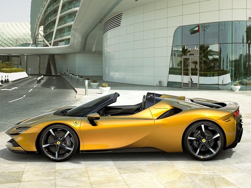 Ferrari выпустила самый мощный кабриолет