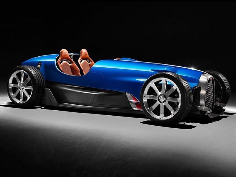 Немцы решили возродить старинный Bugatti