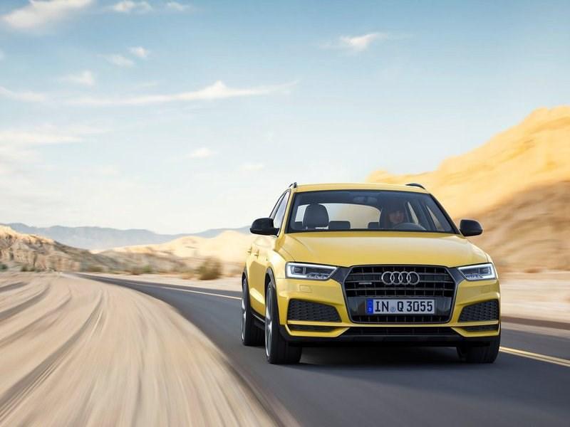 Audi разработает «зеленые» модификации Q3 после смены поколения