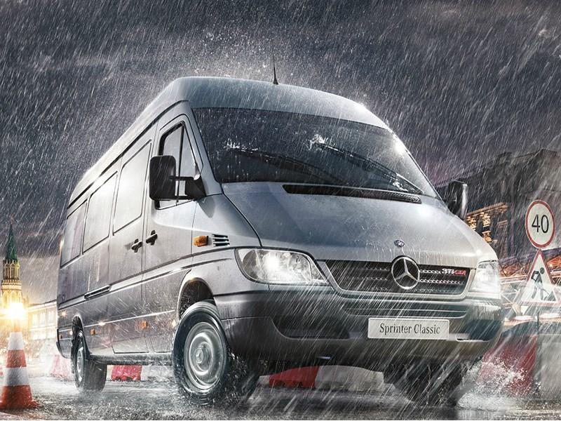 Benz отзывает в РФ около 3,2 тыс. авто