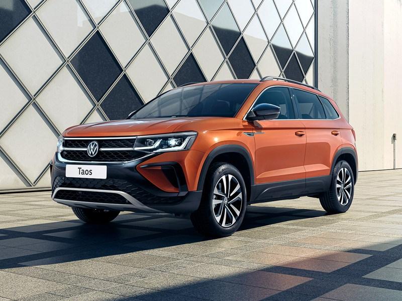 Volkswagen анонсировал новый кроссовер для России