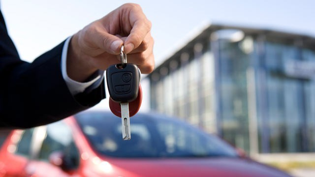 Как купить автомобиль за границей