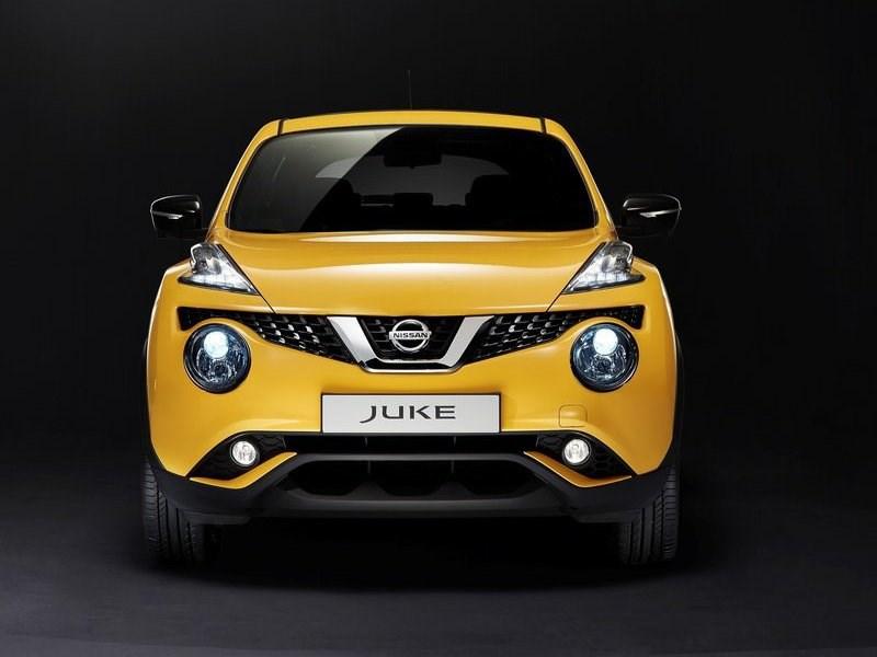 Nissan анонсировал появление нового поколения кроссовера Juke