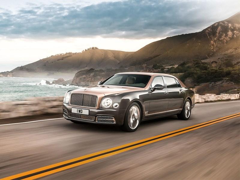 Самый дорогой автомобиль Bentley добрался до российского рынка