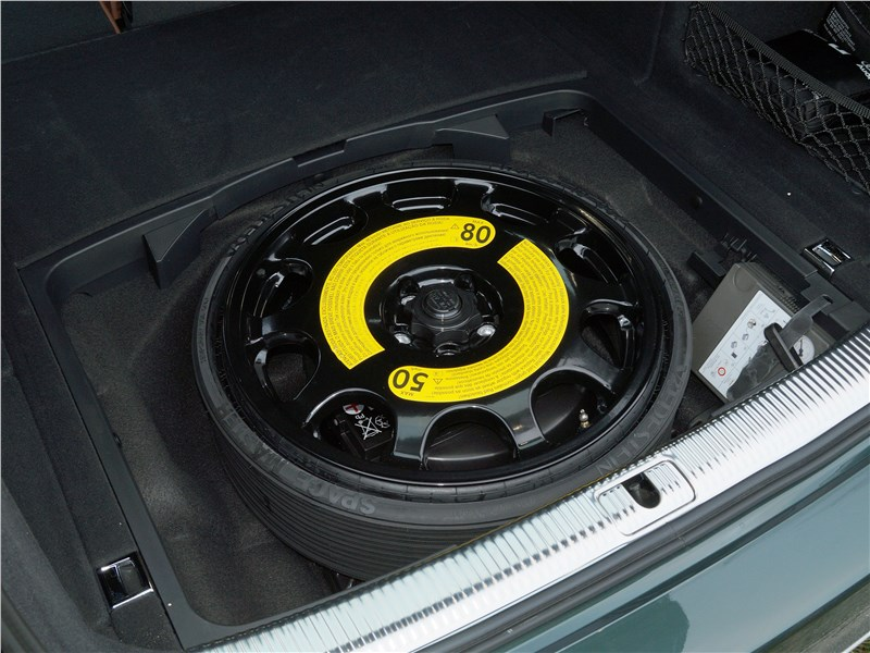 Audi A4 allroad quattro 2016 багажное отделение