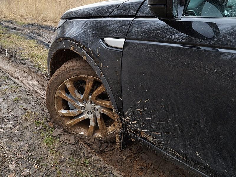 "Land Rover Discovery Sport 2015 ""в колее"""