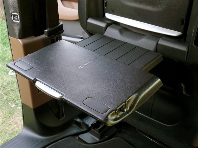Chrysler Pacifica 2017 мини-столик