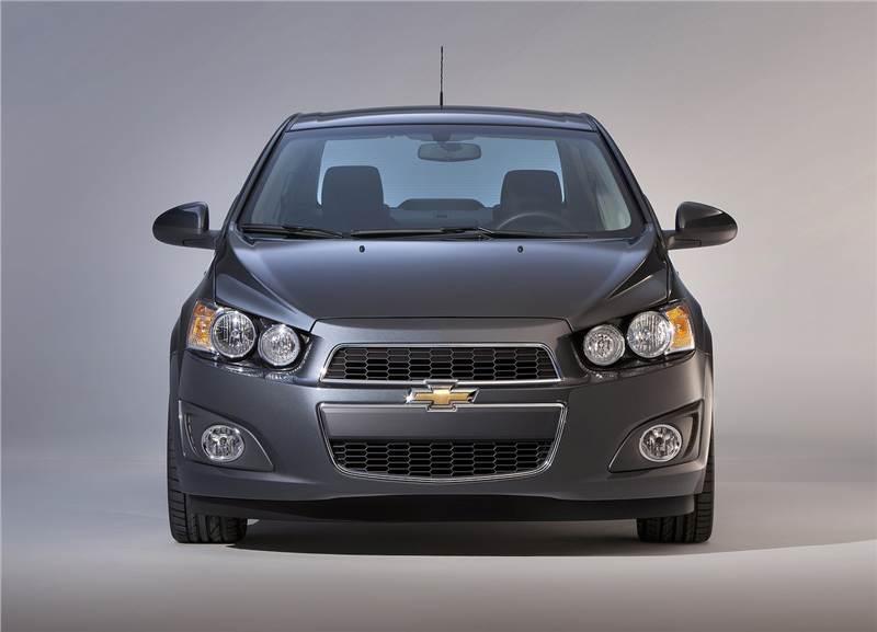 Chevrolet Aveo (2011)