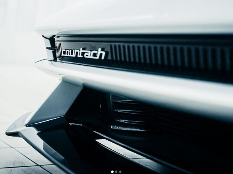 Новый Lamborghini Countach будет соответствовать своему историческому прототипу