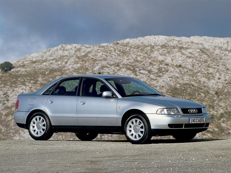 В России отзывают старые Audi