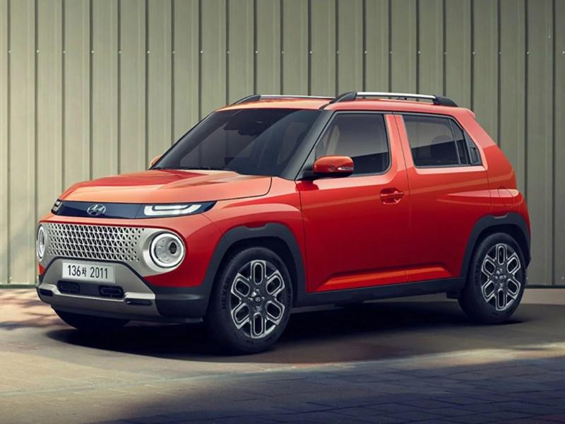 Hyundai Casper официально представлен