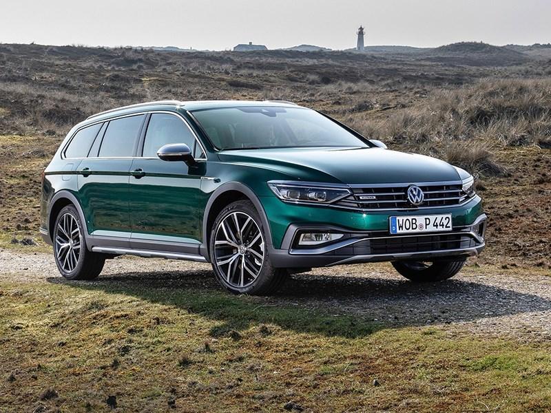 На российский рынок выходит Volkswagen Passat Alltrack