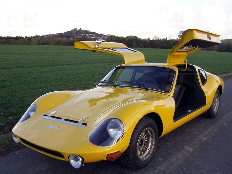У ГДР была своя Ferrari!