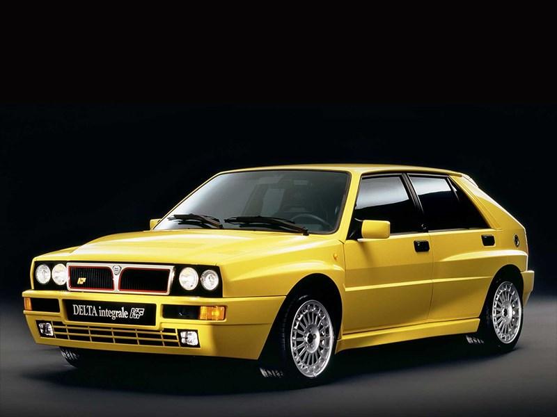 Lancia Delta вернется на рынок в роли электромобиля!