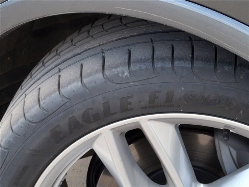 Audi Q7 S-Line 2016 колесо