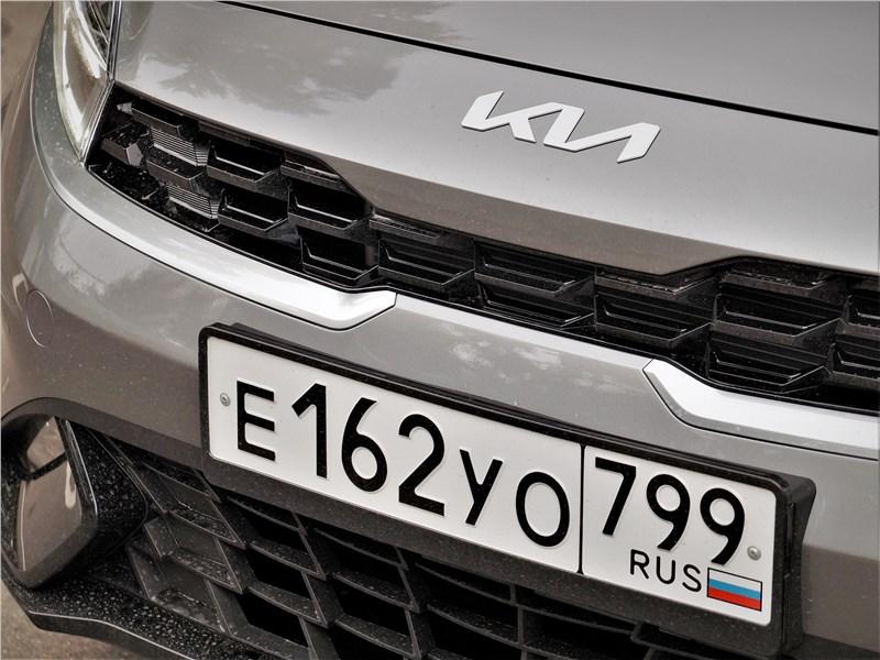 Kia Cerato (2022) передний бампер