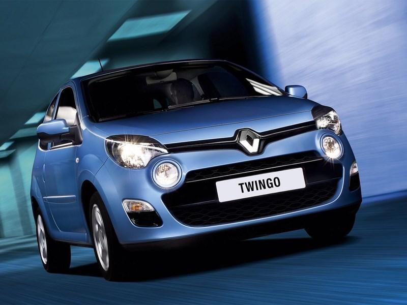 Renault Twingo будет пятидверным, чтобы нравиться мужчинам