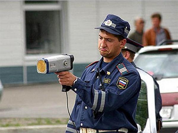 Изменение системы штрафов за превышение скорости вступает в силу 1 сентября
