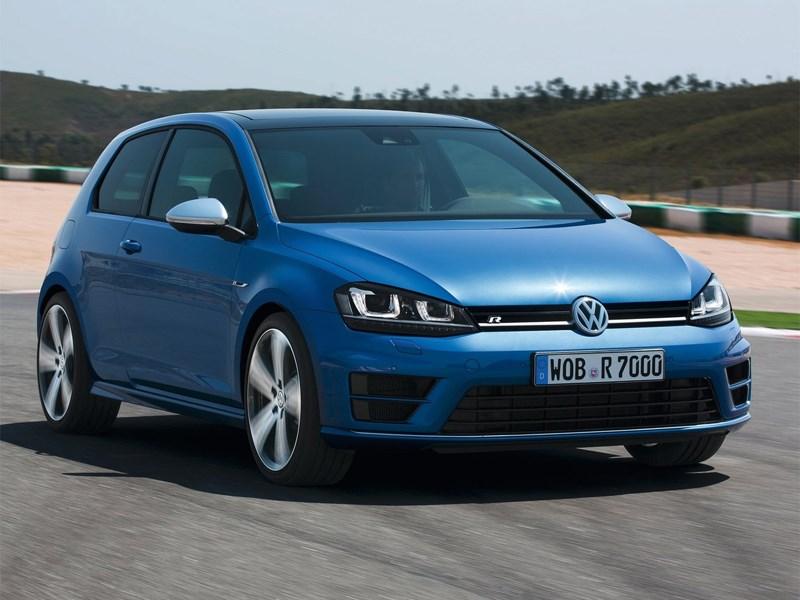 «Горячий» хэтчбек Volkswagen Golf доступен для заказа в России