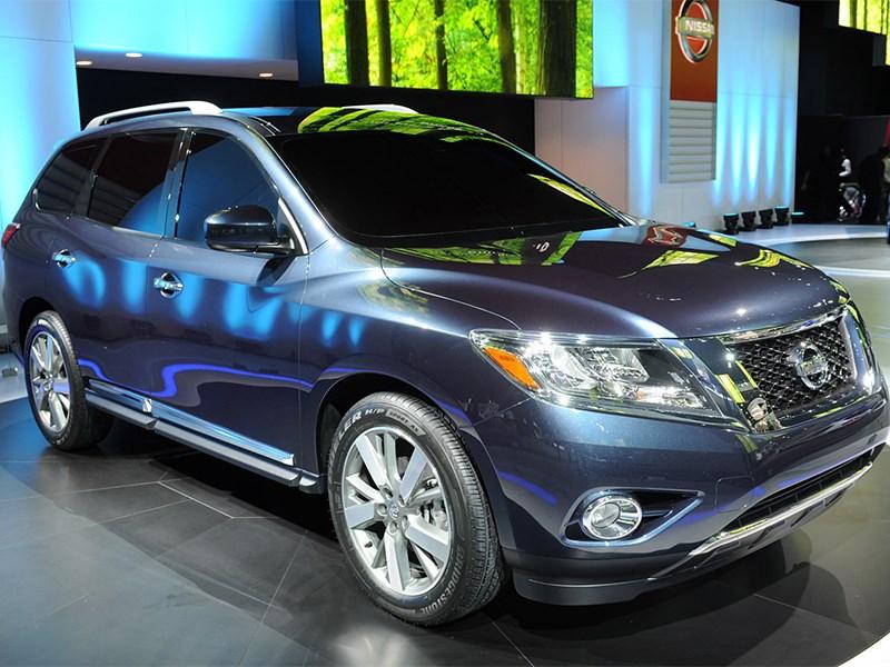 Nissan отзывает 152 тысячи внедорожников по всему миру