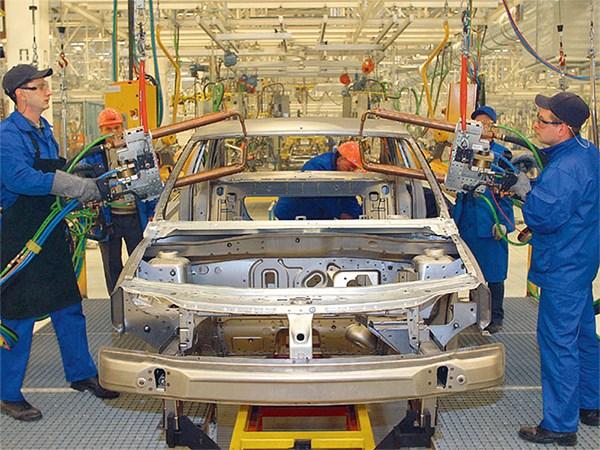 В России налажен выпуск Renault Megane в режиме полного цикла