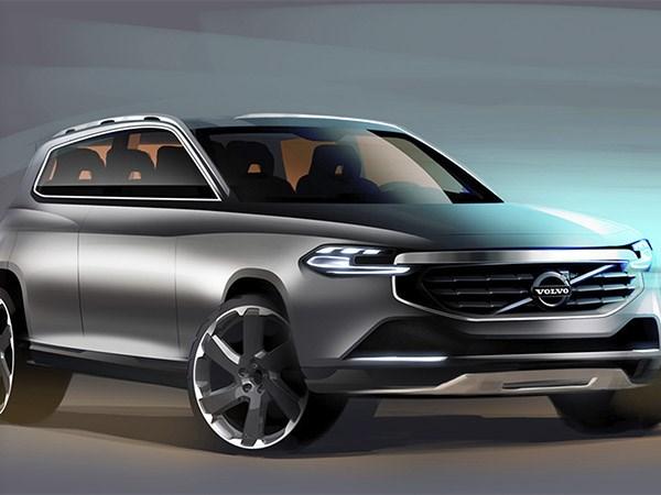 Volvo поставит на новый XC90 «розеточный» бензино-электрический двигатель.