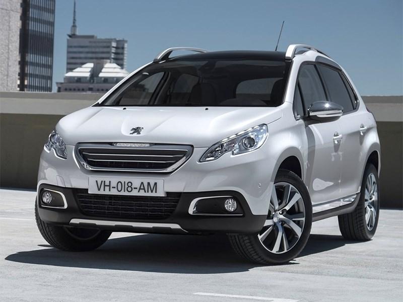 Старт продаж Peugeot 2008 назначен на февраль 2014 года