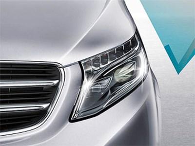 Новый Mercedes-Benz V-класса дебютирует в январе, а не в марте