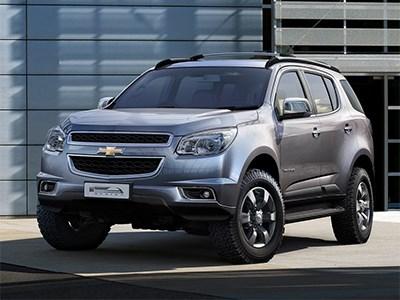 Chevrolet Trailblazer в России подешевел